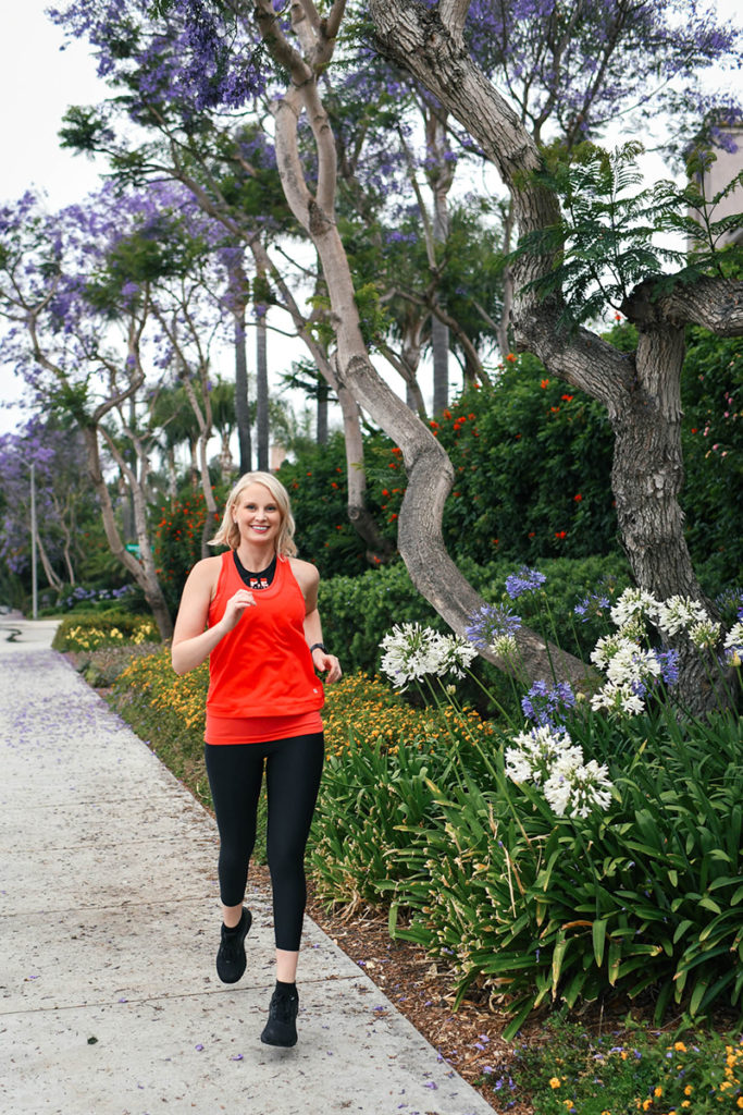 Why I love working out on vacation, plus tips for sticking to your fitness routine anywhere!