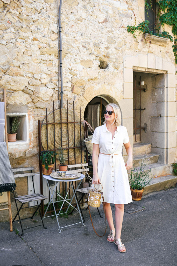 EXPLORING LOURMARIN AND AIX-EN-PROVENCE