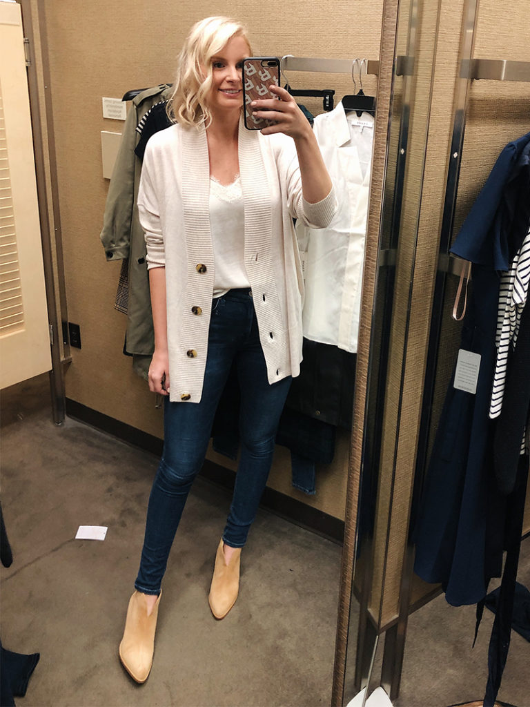 Button-Front Cardigan | Nordstrom Anniversary Sale