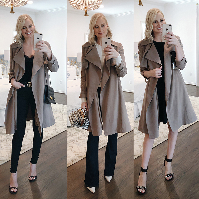 STYLING VIDEO // ONE TRENCH, TEN WAYS