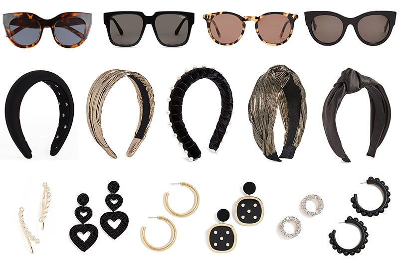 BEST SHOPBOP SALE SUNGLASSES, JEWELRY AND HAIR ACCESSORIES