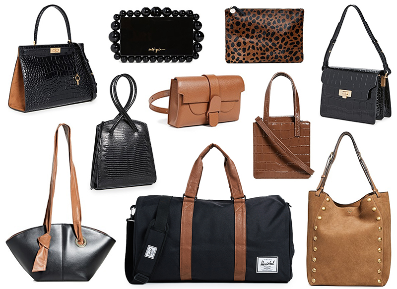BEST SHOPBOP SALE HANDBAGS // PROMO CODE STOCKUP19