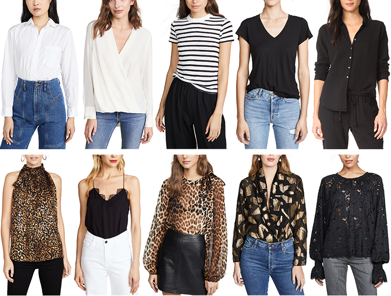 BEST SHOPBOP SALE TOPS, BLOUSES AND TEES