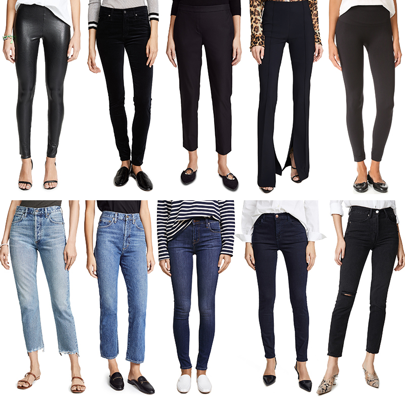 BEST SHOPBOP SALE DENIM AND PANTS