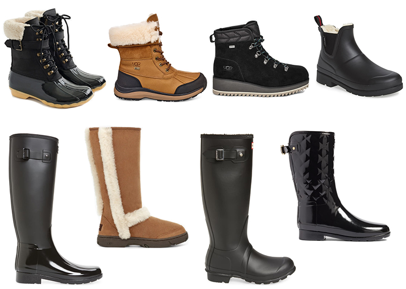 BEST ALL WEATHER WINTER/SNOW/RAIN BOOTS 2019