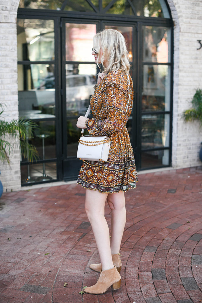 Ulla Johnson Erisa Dress | UT Longhorn Game Day Style