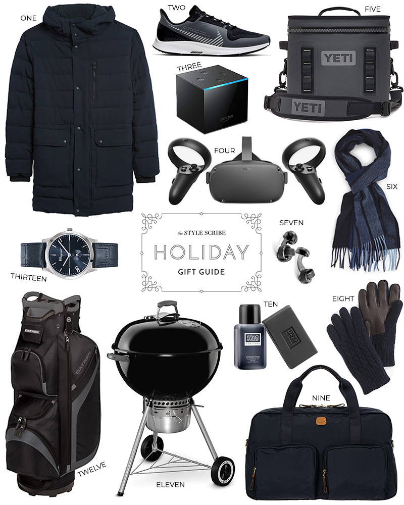 HOLIDAY GIFT GUIDE // FOR THE GUYS