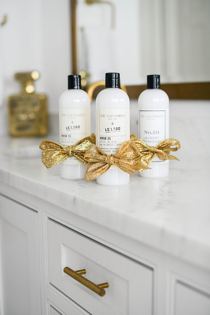 The Laundress Holiday Sale // 25% off with code SAVEBIG