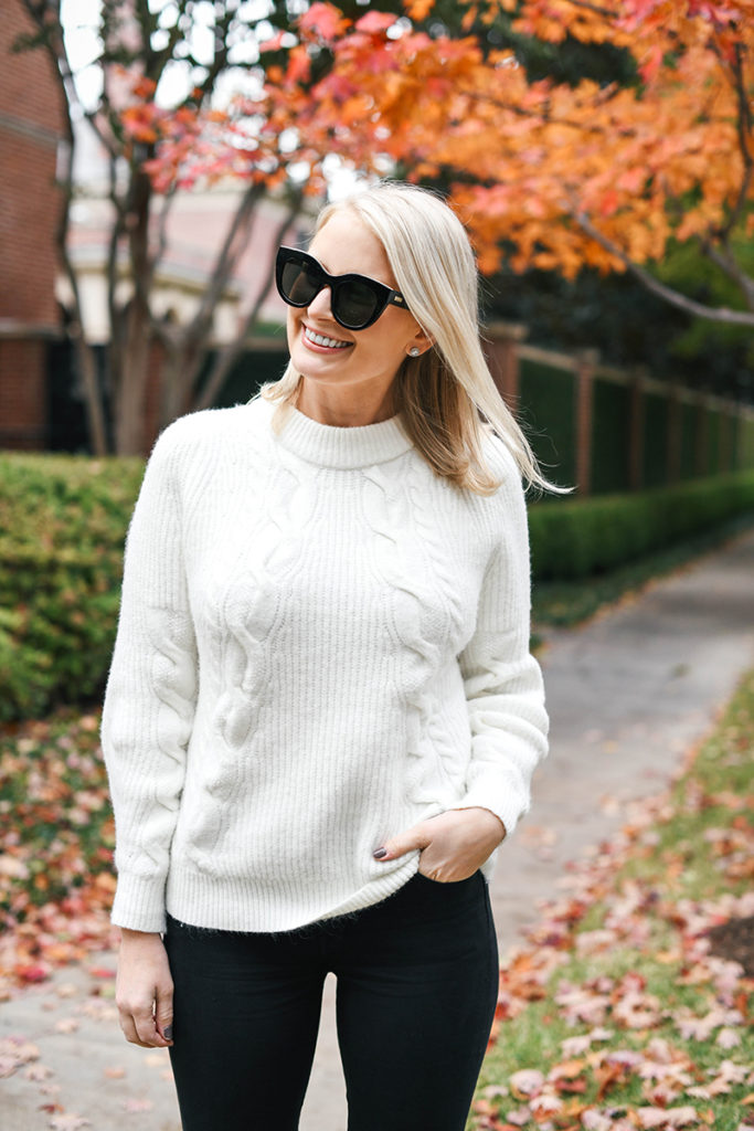 the $68 sweater everyone needs for winter