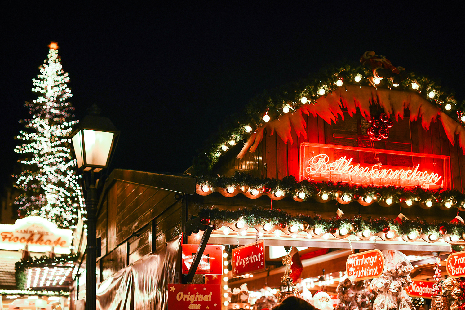 Frankfurt, Germany // Christmas Market