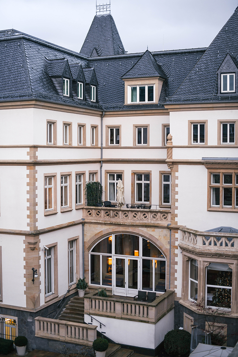 Villa Kennedy in Frankfurt, Germany