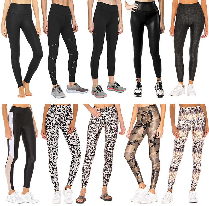 WELLNESS WEEK // BEST WORKOUT LEGGINGS