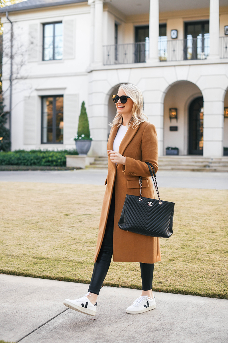 WINTER SNEAKER STYLE | The Style Scribe