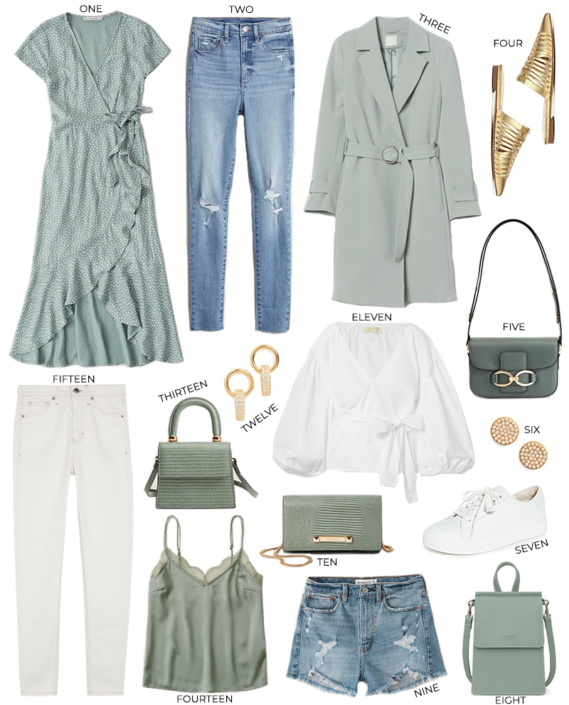 SPRING COLOR PALETTE UNDER $100