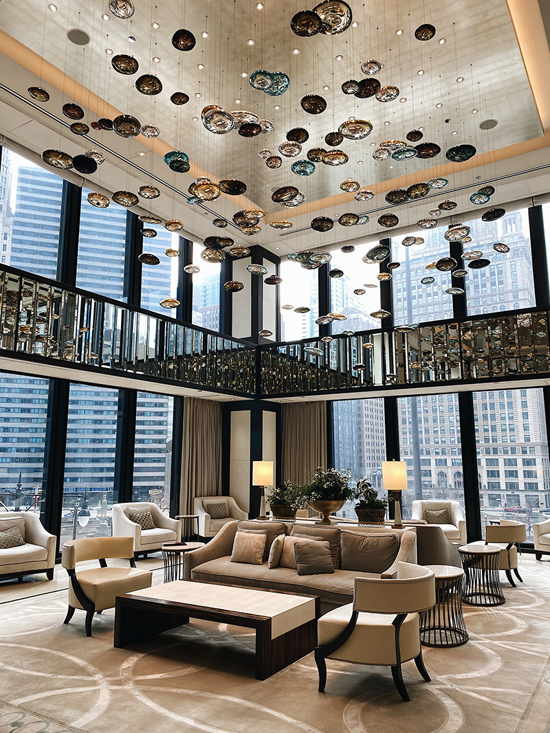 MY CHICAGO MEET-UP + A REVIEW OF MY STAY AT THE LANGHAM HOTEL!