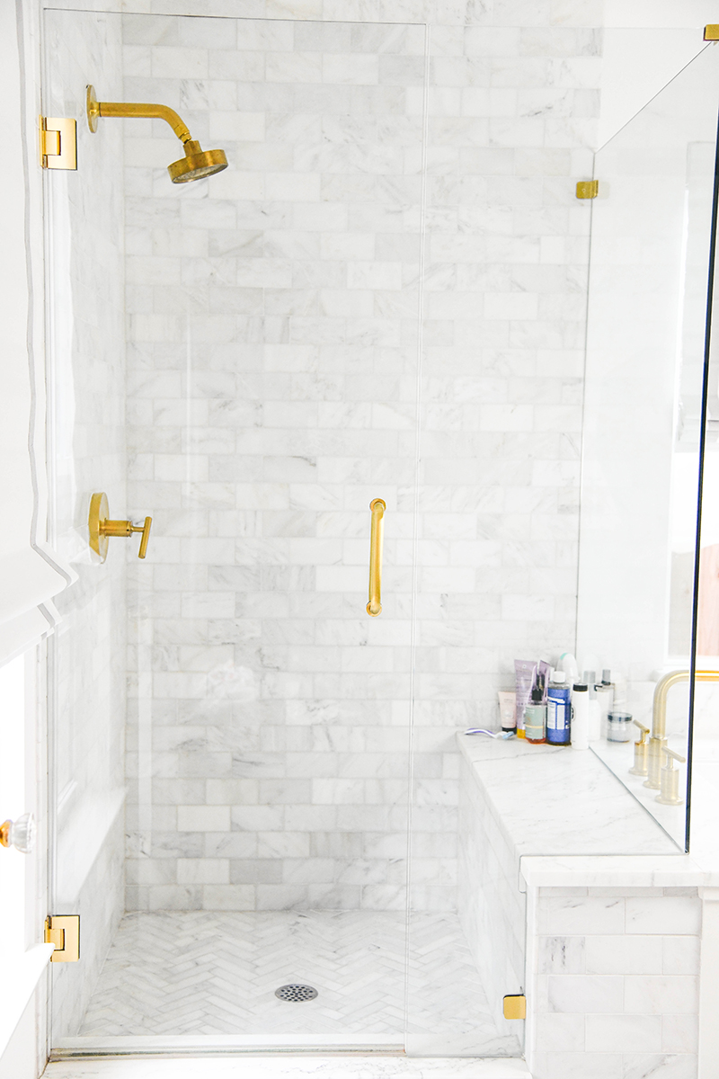 The Style Scribe Master Bathroom Reveal