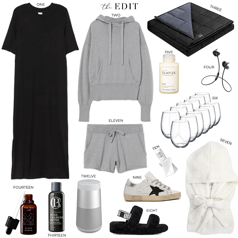 THE EDIT // SHELTER IN PLACE ESSENTIALS