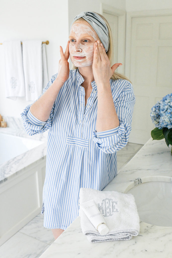 Post-Workout Morning Skincare Routine | The Style Scribe