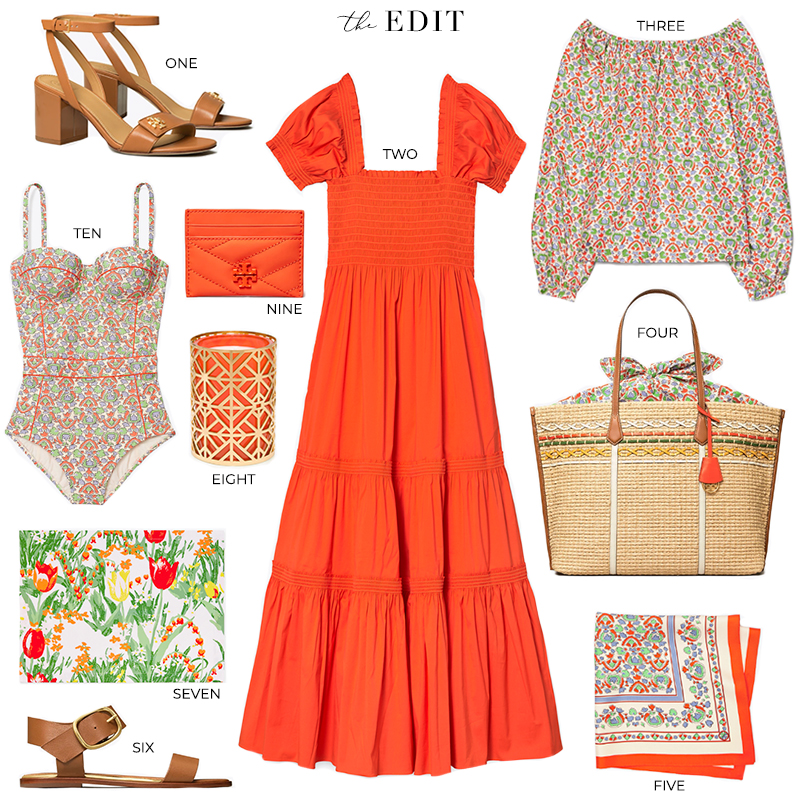 THE EDIT // TORY BURCH SPRING/SUMMER 2020 COLLECTION