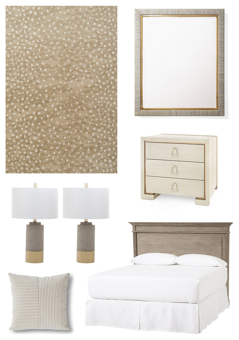 Interior Inspiration: Shades of Beige and Grey