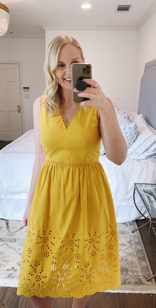 Spring/Summer Try-On with Ann Taylor