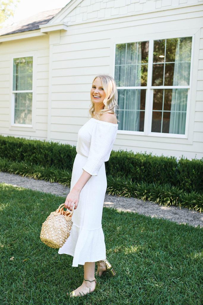 BEST LITTLE WHITE DRESSES FOR SUMMER