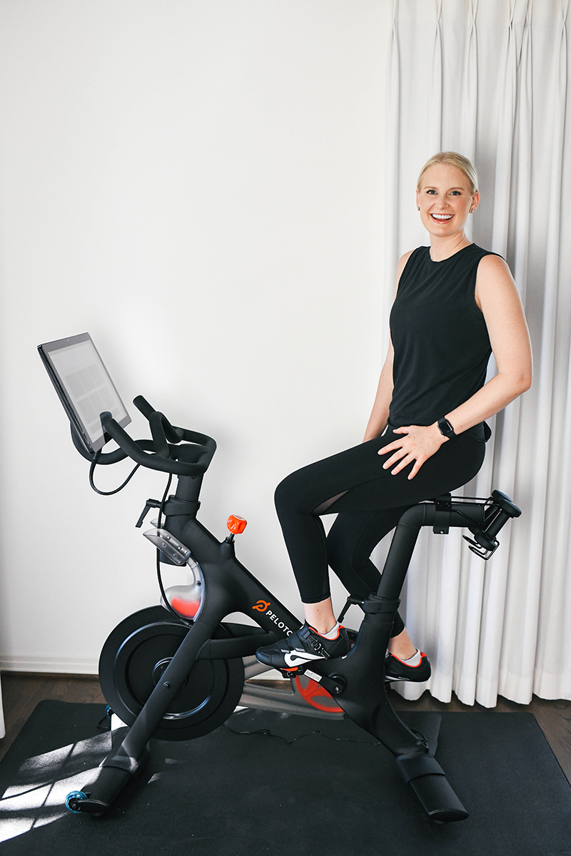 PELOTON BIKE AND APP REVIEW