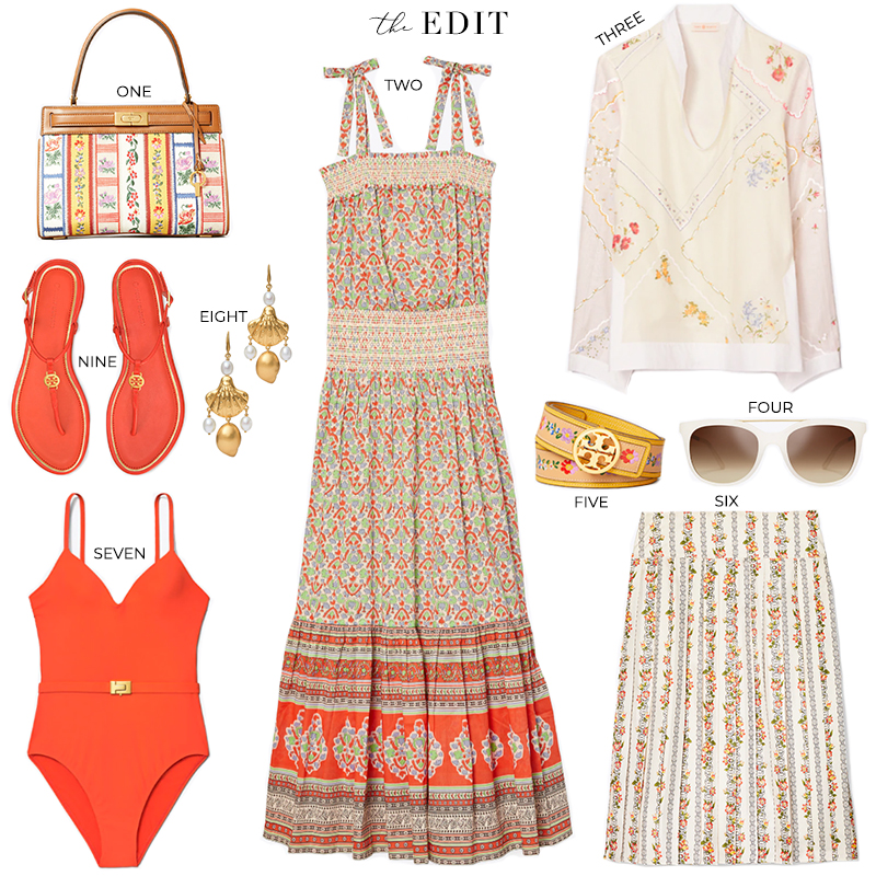 THE EDIT // TORY BURCH SUMMER 2020 COLLECTION