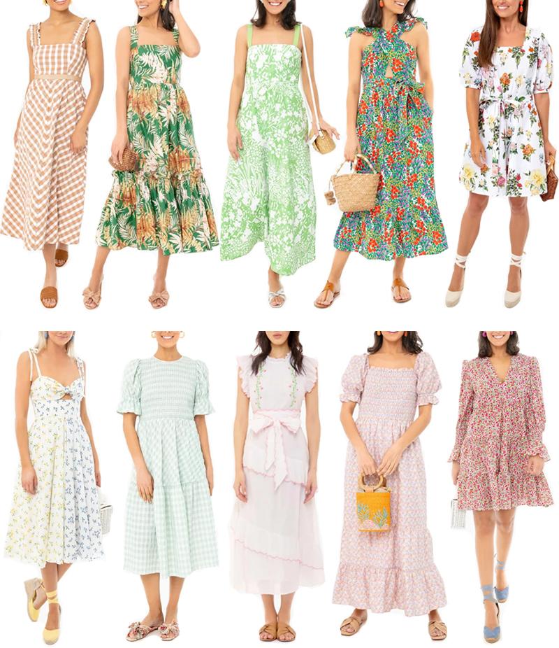 TUCKERNUCK SUMMER DRESSES