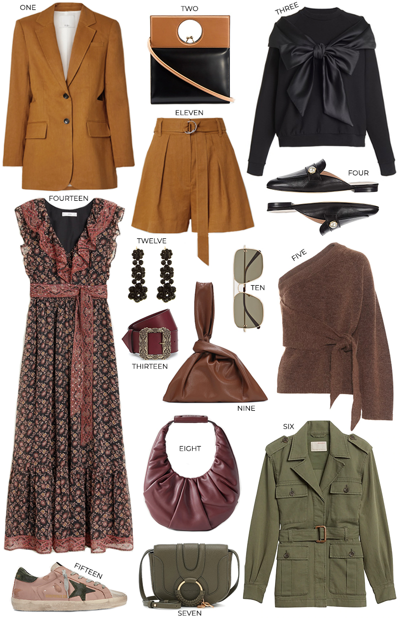 FEELING INSPIRED FOR FALL STYLE
