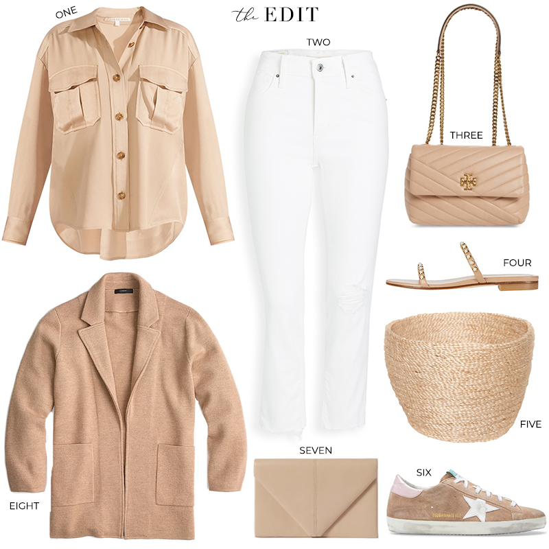 THE EDIT // NEUTRALS FOR SUMMER