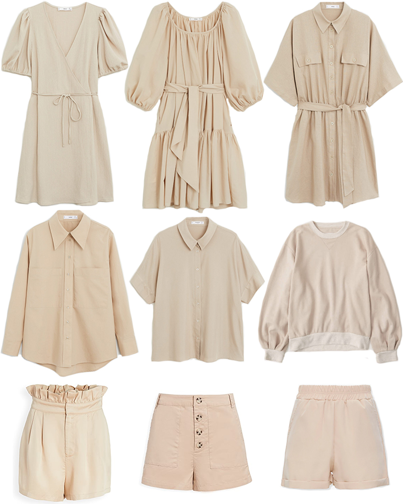 NEUTRAL SUMMER PICKS