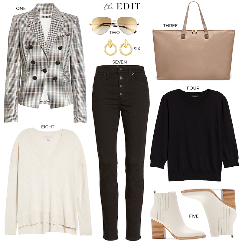 THE EDIT // VERONICA BEARD BLAZER IN THE NORDSTROM ANNIVERSARY SALE