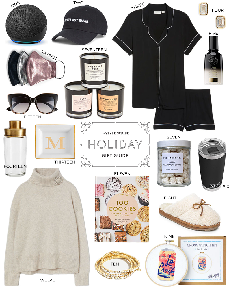 HOLIDAY GIFT GUIDE // PRESENT PICKS UNDER $50