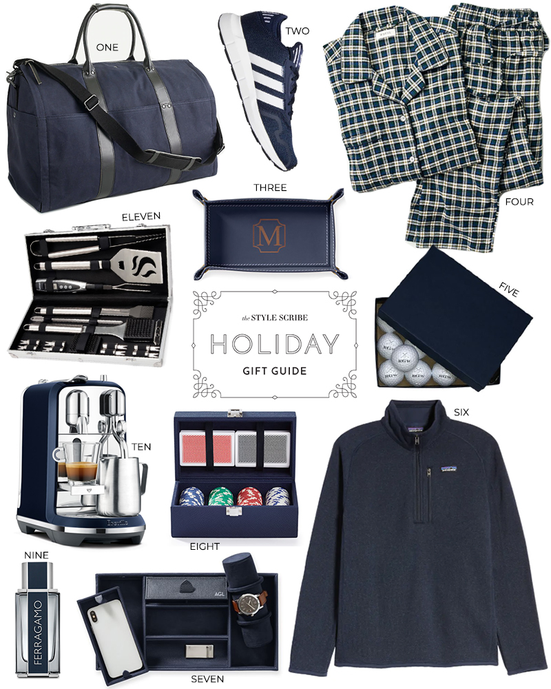 HOLIDAY GIFT GUIDE: PRESENT PICKS FOR MEN