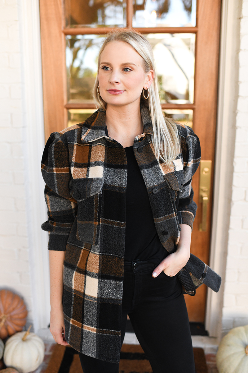TRY THE TREND - THE SHACKET (SHIRT JACKET)