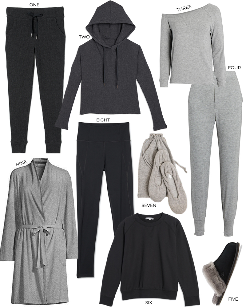 WINTER LOUNGEWEAR EDIT // THE STYLE SCRIBE