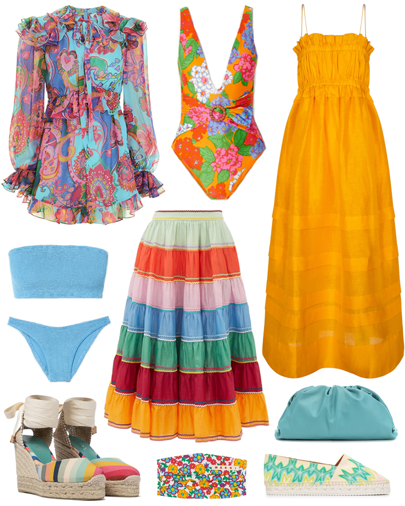 COLORFUL RESORT STYLE