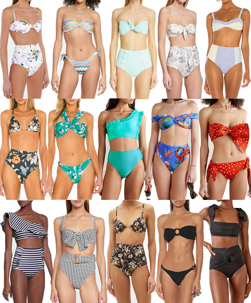 THE SUMMER SWIMSUIT GUIDE