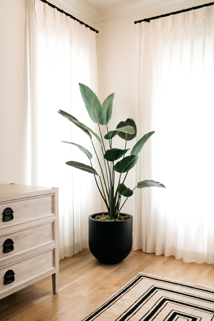NATURAL LIGHT IN NEUTRAL BEDROOM