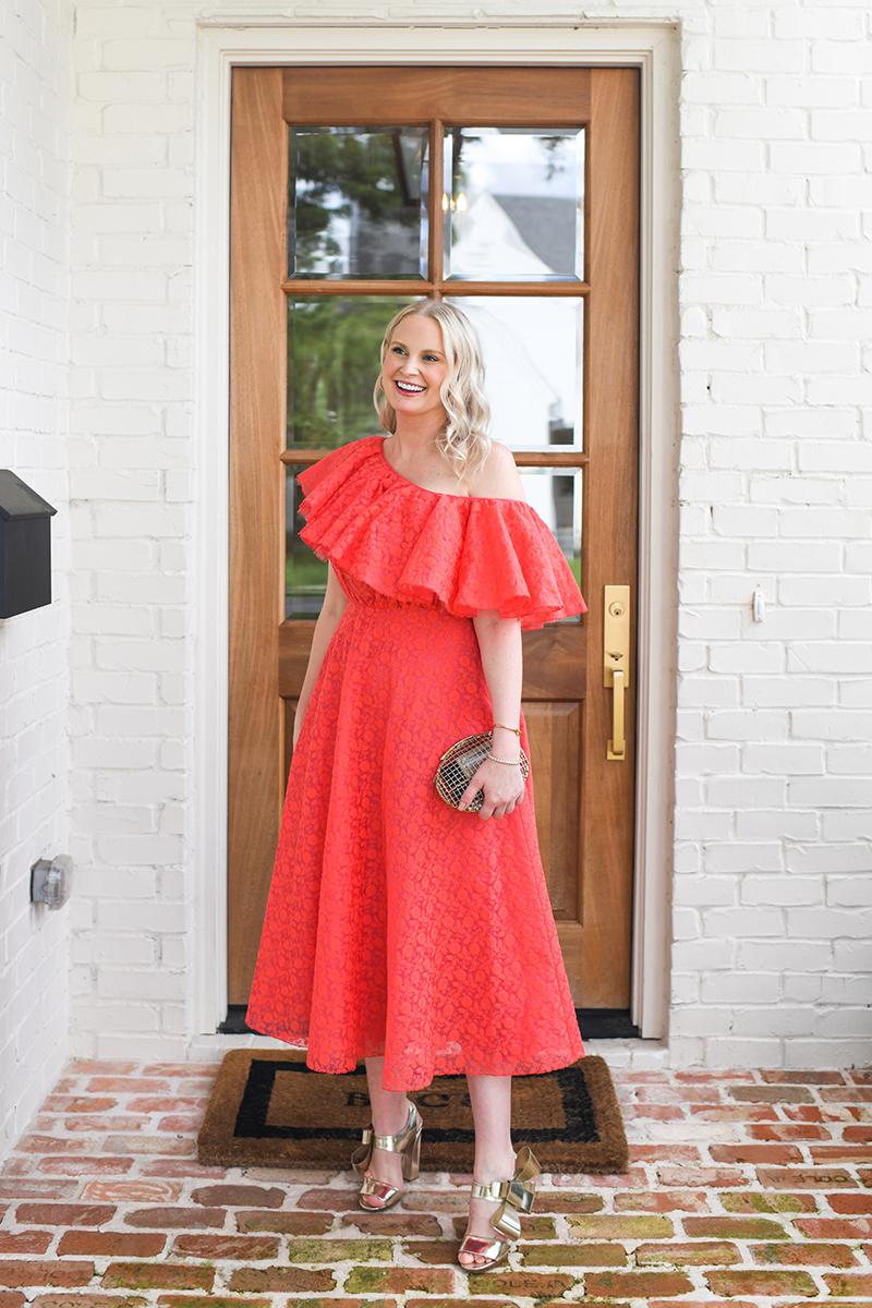 SUMMER WEDDING STYLE // GIAMBATTISTA VALLI DRESS