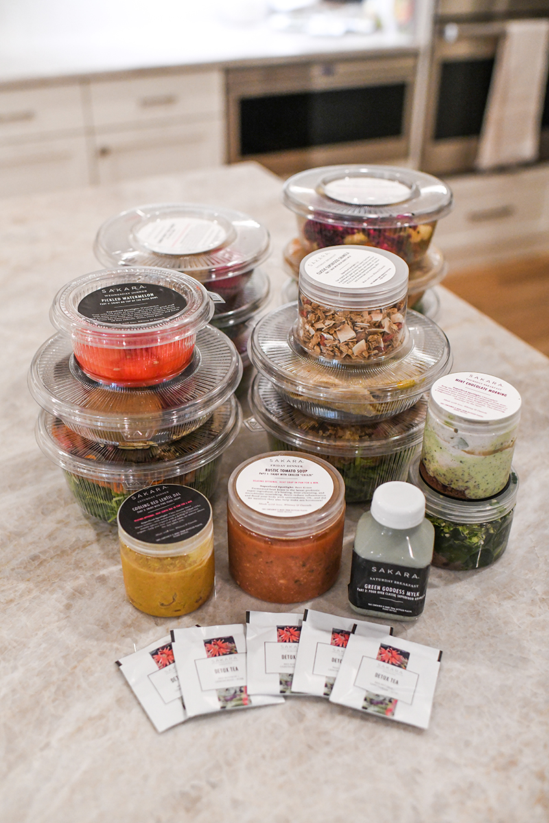SAKARA LIFE // PLANT-BASED MEAL DELIVERY SERVICE: A REVIEW