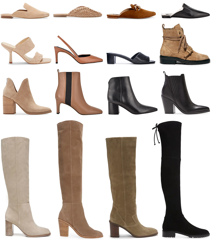 NORDSTROM ANNIVERSARY SALE // BEST OF SHOES