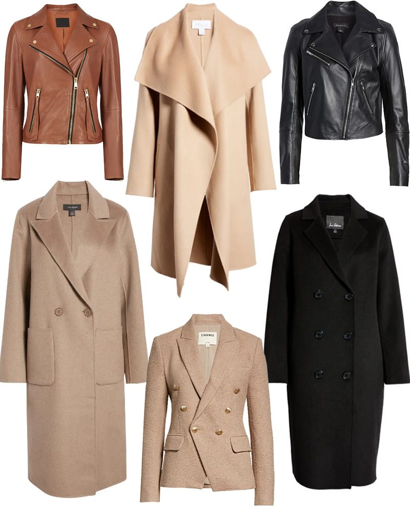 NORDSTROM ANNIVERSARY SALE // BEST OF COATS AND JACKETS