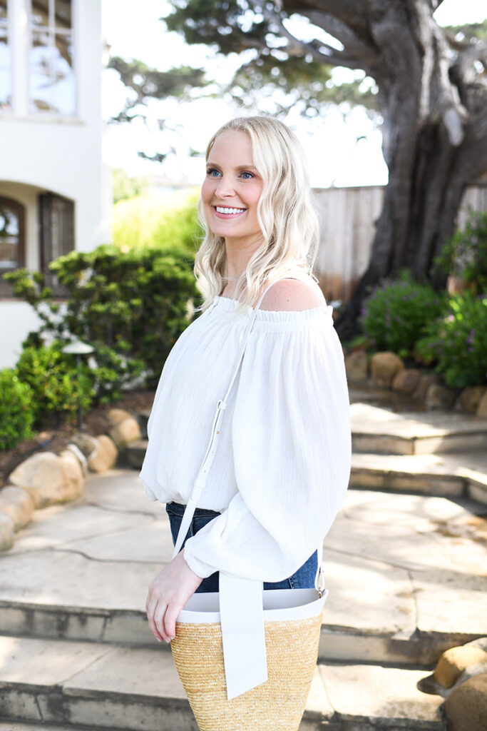SUMMER WHITES FROM NEIMAN MARCUS // MERRITT BECK OF THE STYLE SCRIBE