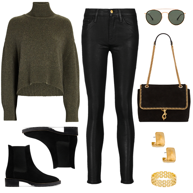 CASUAL CHIC FALL OUTFIT IDEA