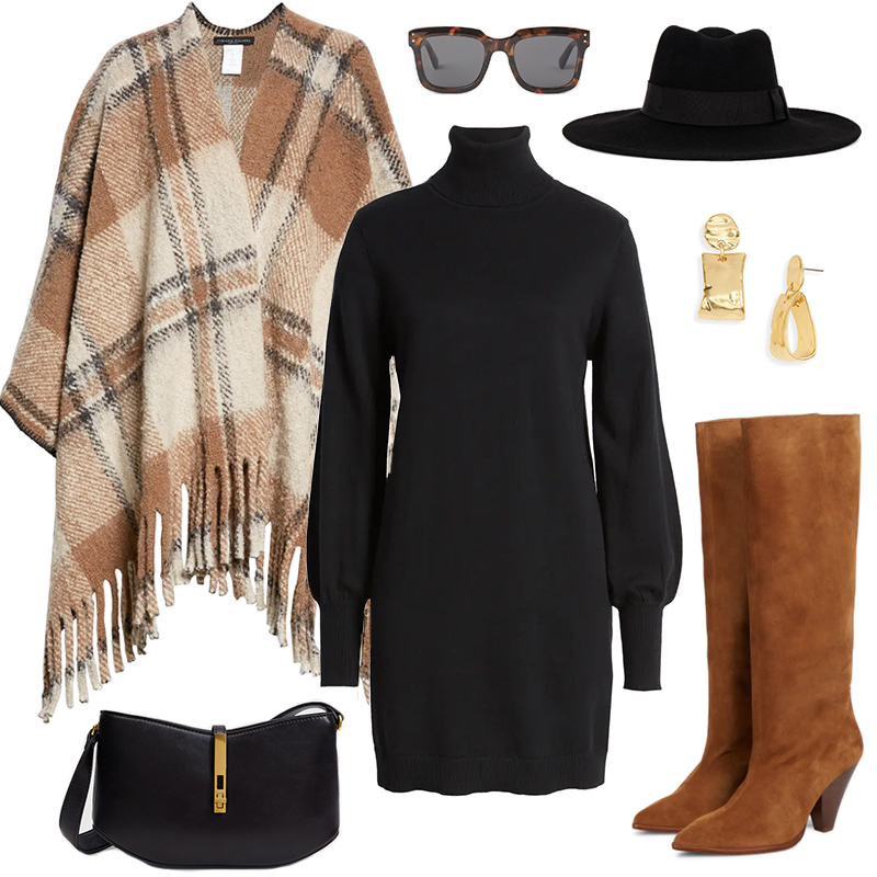 TEN CHIC FALL OUTFIT IDEAS